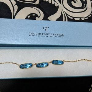 Touchstone crystal jewelry